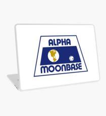 Moonbase Alpha Logo Laptop Skin