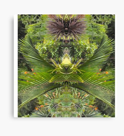 The Forest Angel Canvas Print