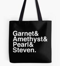 Crystal Gems Indie Logo Tote Bag