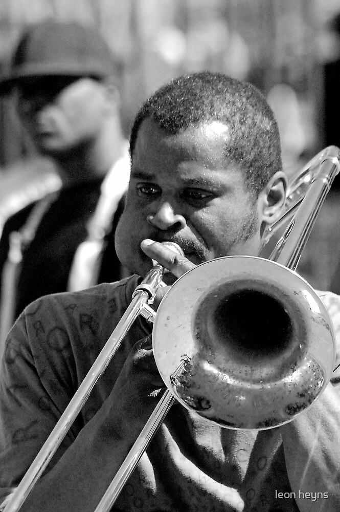 All that Jazz by Leon Heyns