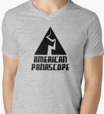 American Panascope Men's V-Neck T-Shirt