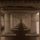 Mapo Bridge, Seoul, Korea by Dean Bailey