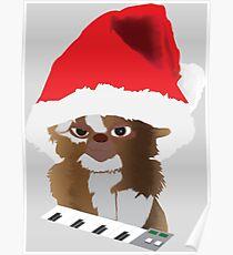 Christmas Gizmo Poster
