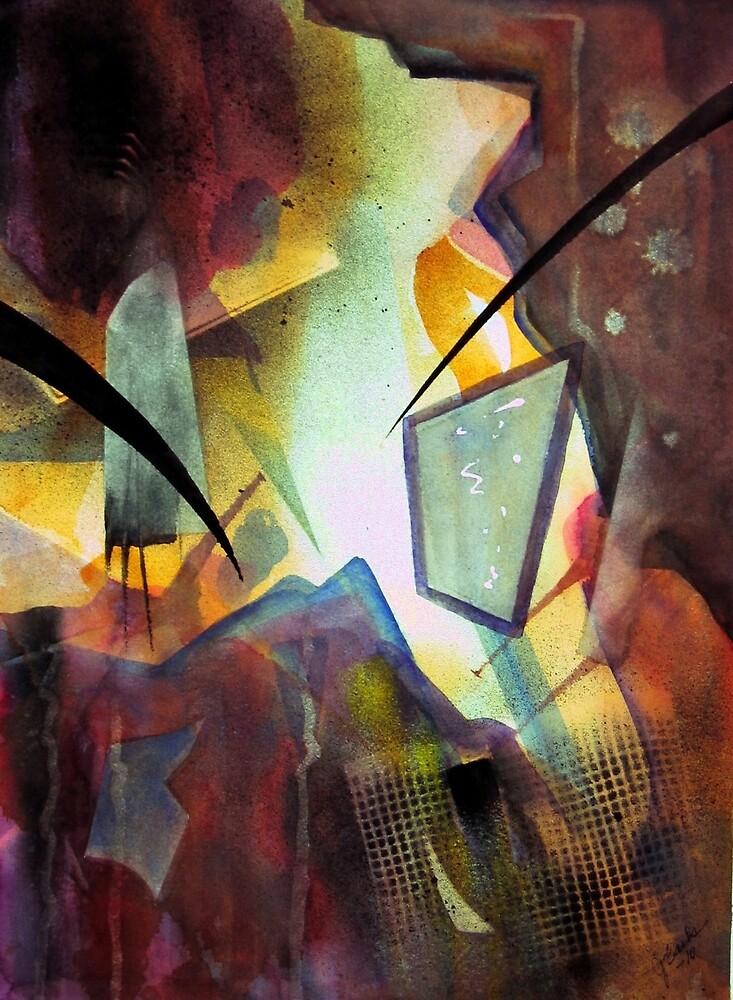 """""""Debris"""" by Jerry Earls"""