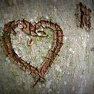 Heart Engraved by Brandy Bentz-Jackson