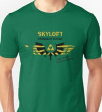 Skyloft Frequent Flyers Unisex T-Shirt