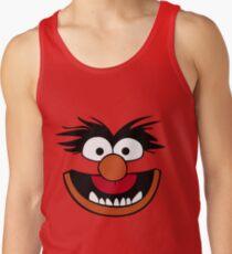 Animal Muppet (Orange Lips&Nose) Tank Top