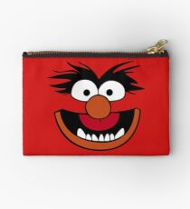 Animal Muppet (Orange Lips&Nose) Studio Pouch