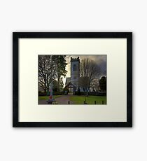 Kenmore Parish Church Framed Print
