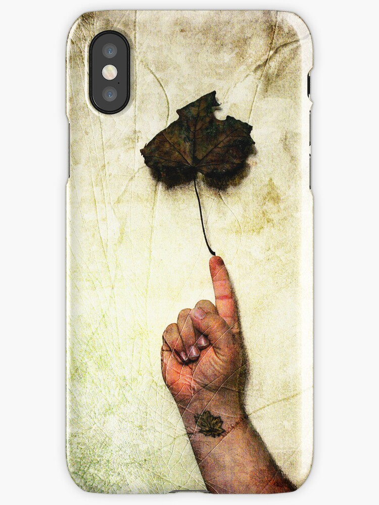 Balancing Act - iPhone Case by SquarePeg