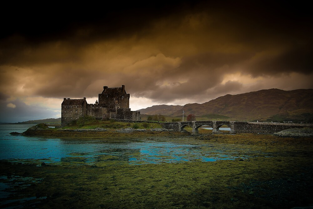 The Castle and The Storm by PeterYoung1