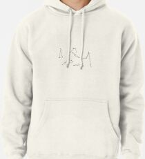 Radiohead Inspired Art - Amnesiac / Constellation Pullover Hoodie