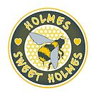 Holmes sweet Holmes by puppaluppa