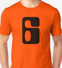Houston!  Number 6!  Jonathan! Unisex T-Shirt