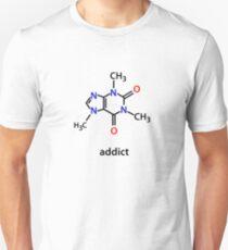 Caffeine - addict Unisex T-Shirt
