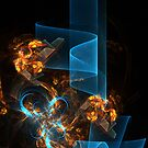 Flame and Pipes by Luca Renoldi