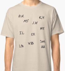 Teen Wolf | Senior Scribe Classic T-Shirt