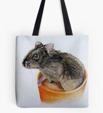 Dwarf Russian Hamster Tote Bag