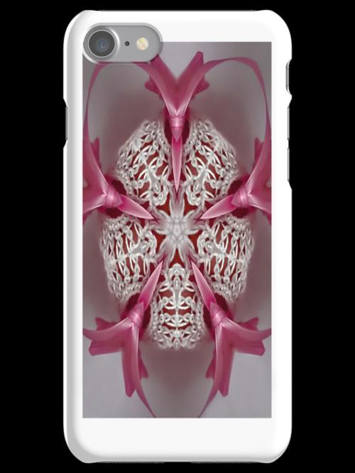 (◡‿◡✿) (◕‿◕✿) Ribbon Delight Crochet iPhone Case(◡‿◡✿) (◕‿◕✿) by ✿✿ Bonita ✿✿ ђєℓℓσ