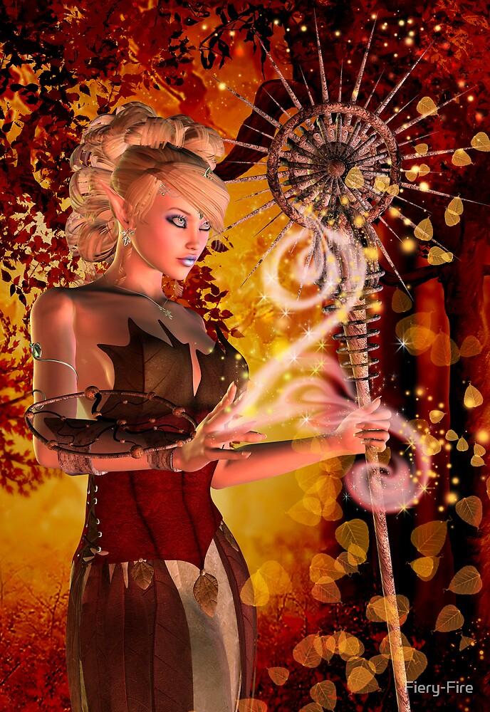 Autumn magic by Fiery-Fire