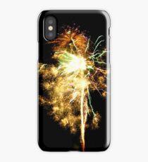 Fireworks iphone case iPhone Case