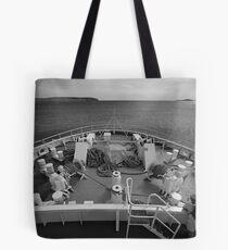 Ta Pinu's Ship Tote Bag