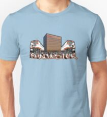 Manchester GM Buses T-Shirt
