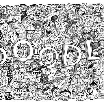 Doodle by salihgonenli
