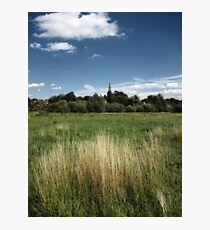 Northamptonshire Countryside Photographic Print