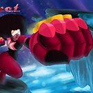Steven Universe Garnet by LuckyCharmKitty