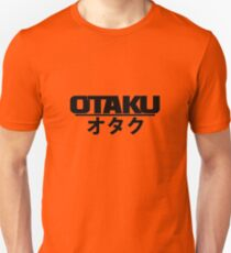 otaku T-shirt ajusté