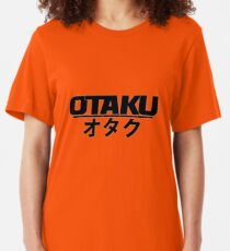 otaku Slim Fit T-Shirt