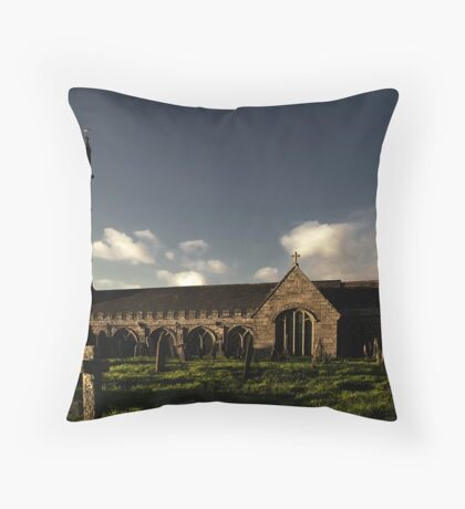St Peters Church Throw Pillow