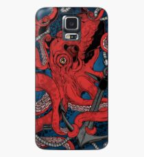 Anchors Away Case/Skin for Samsung Galaxy