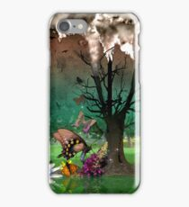 Nature Up in Smoke iPhone Case/Skin