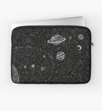 Schwarzer Raum Laptoptasche