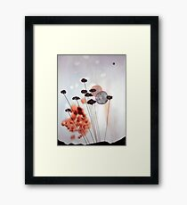 """Vegetation"" Framed Print"