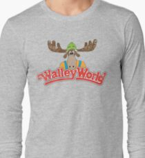 Walley World - Vintage Long Sleeve T-Shirt