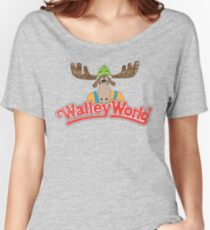 Walley World - Vintage Women's Relaxed Fit T-Shirt