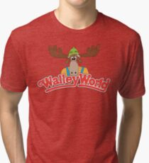 Walley World - Vintage T-shirt chiné