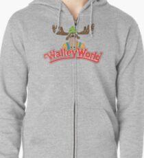 Walley World - Vintage Zipped Hoodie