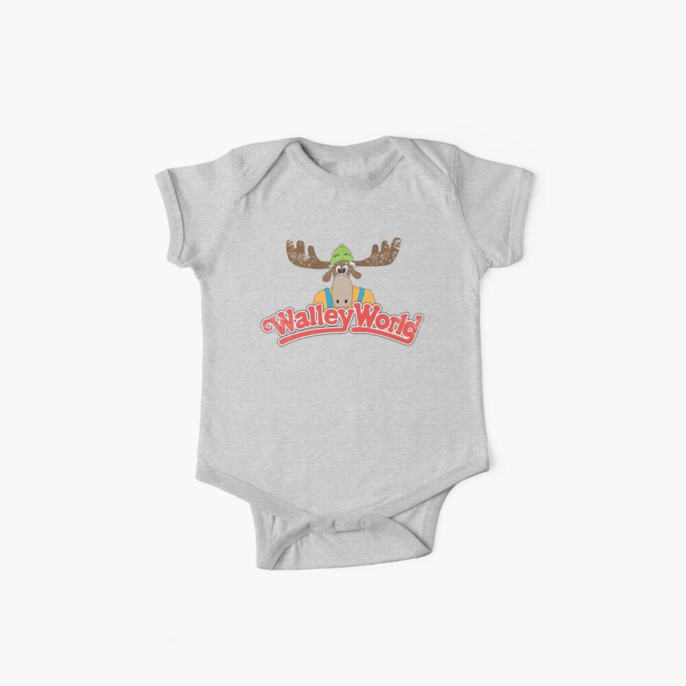 Walley Welt - Weinlese Baby Bodys