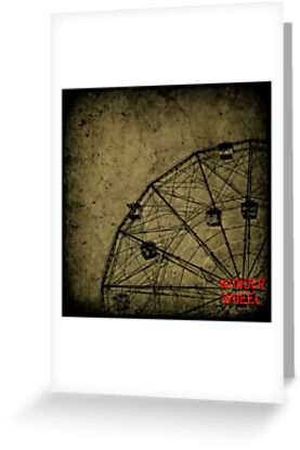 Wonder Wheel by Evelina Kremsdorf