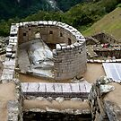 Images Of Peru - Machu Picchu (Temple Of The Sun 3) by Rebel Kreklow