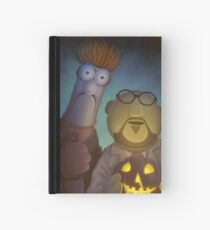 Muppet Maniacs - Beaker Myers & Dr. Honeyloomis Hardcover Journal