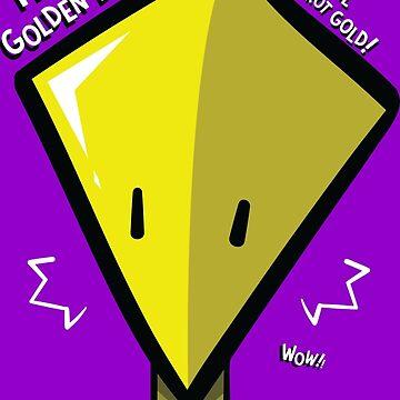 UNLIMITED EDITION MamaBurd's Golden Beak T-Shirt! by MamaBurd