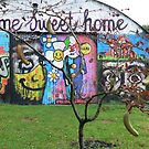 """"""" Home Sweet Home """" on the banks of the River Barrow,Co.Carlow,Ireland. by Pat Duggan"""