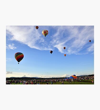 We Have Lift Off  Photographic Print