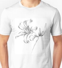 Angel Lily Unisex T-Shirt