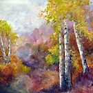 Minnesota in the fall by Mary  Lawson